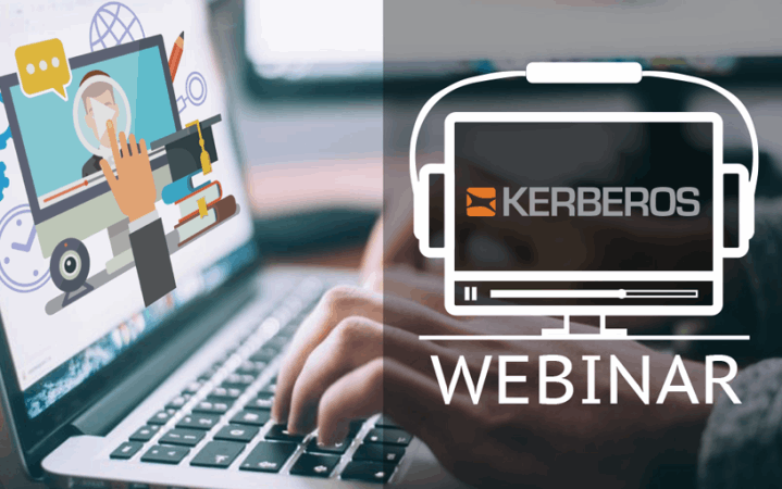 The free Kerberos webinar on Monitoring systems