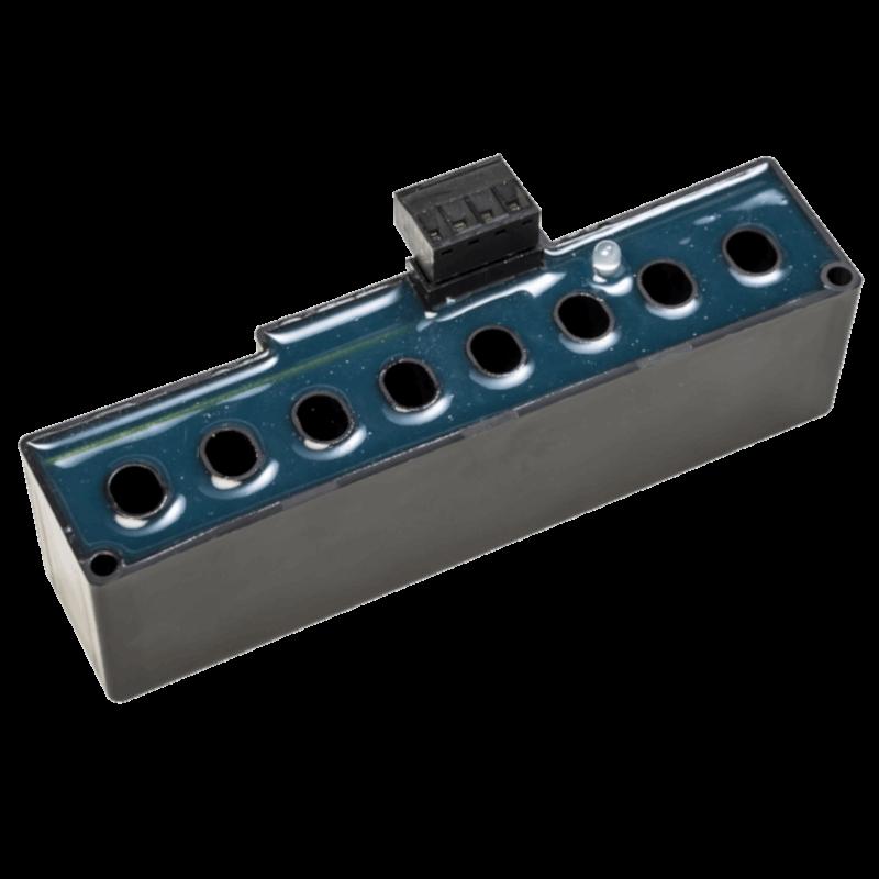 Schema Elettrico Quadro Di Campo Stringhe : X monitor misuratore di correnti di stringa a 8 canali e ingresso